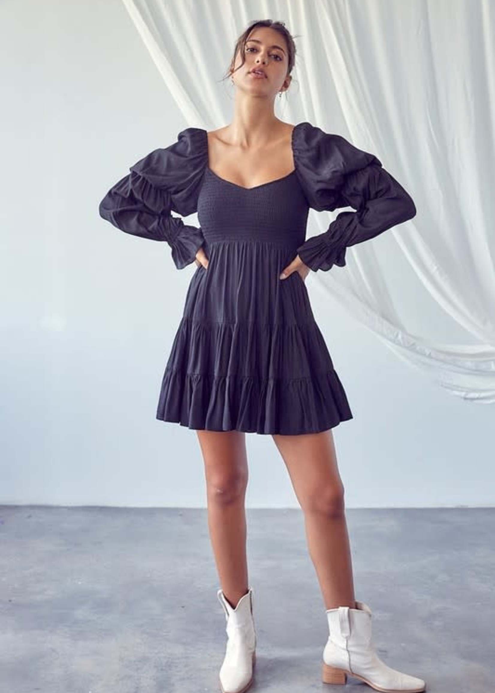 Take On The Moment Romper