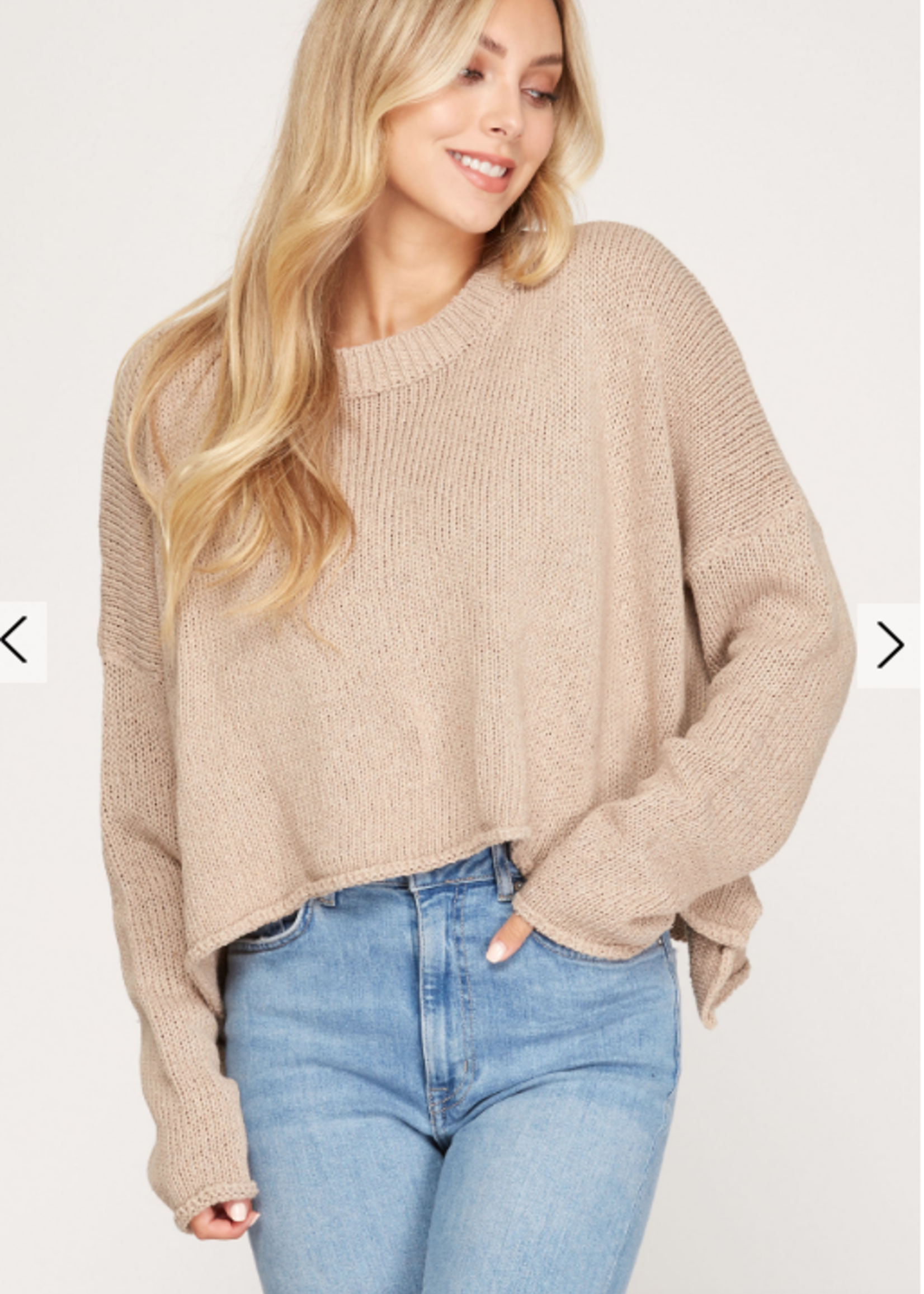 The Best Season Sweater (2 Colors)