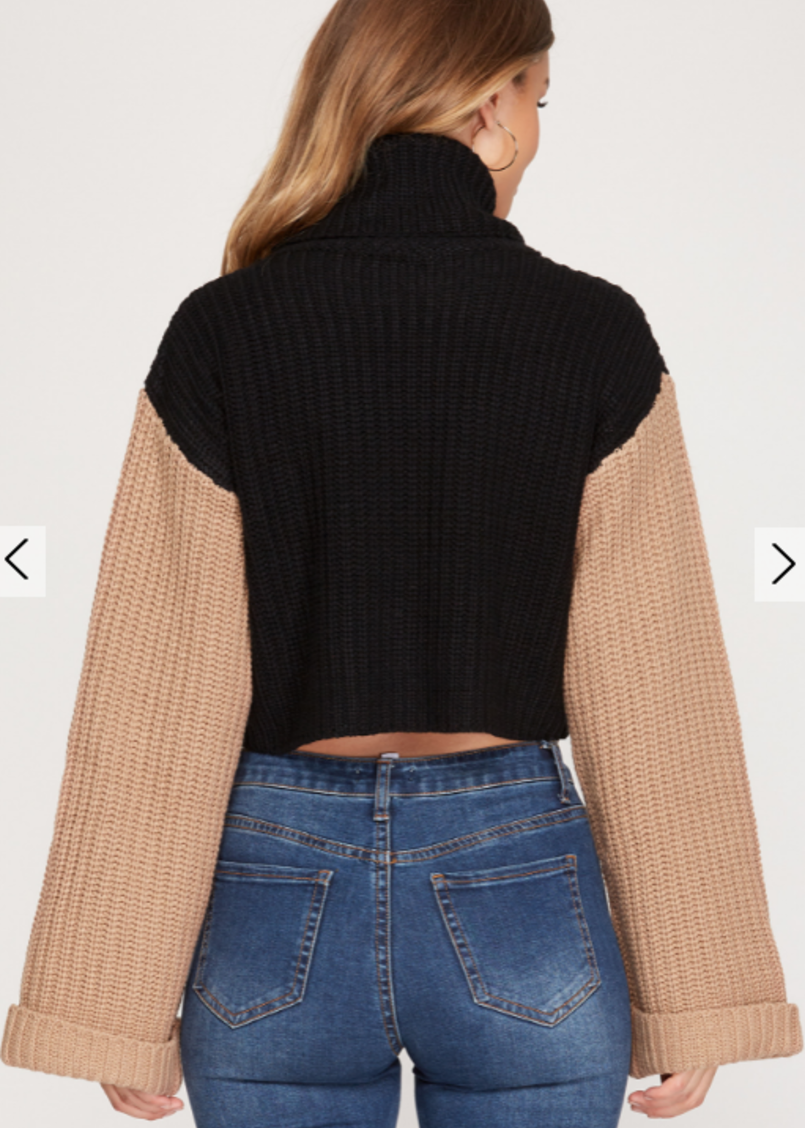 Better Together Colorblock Sweater