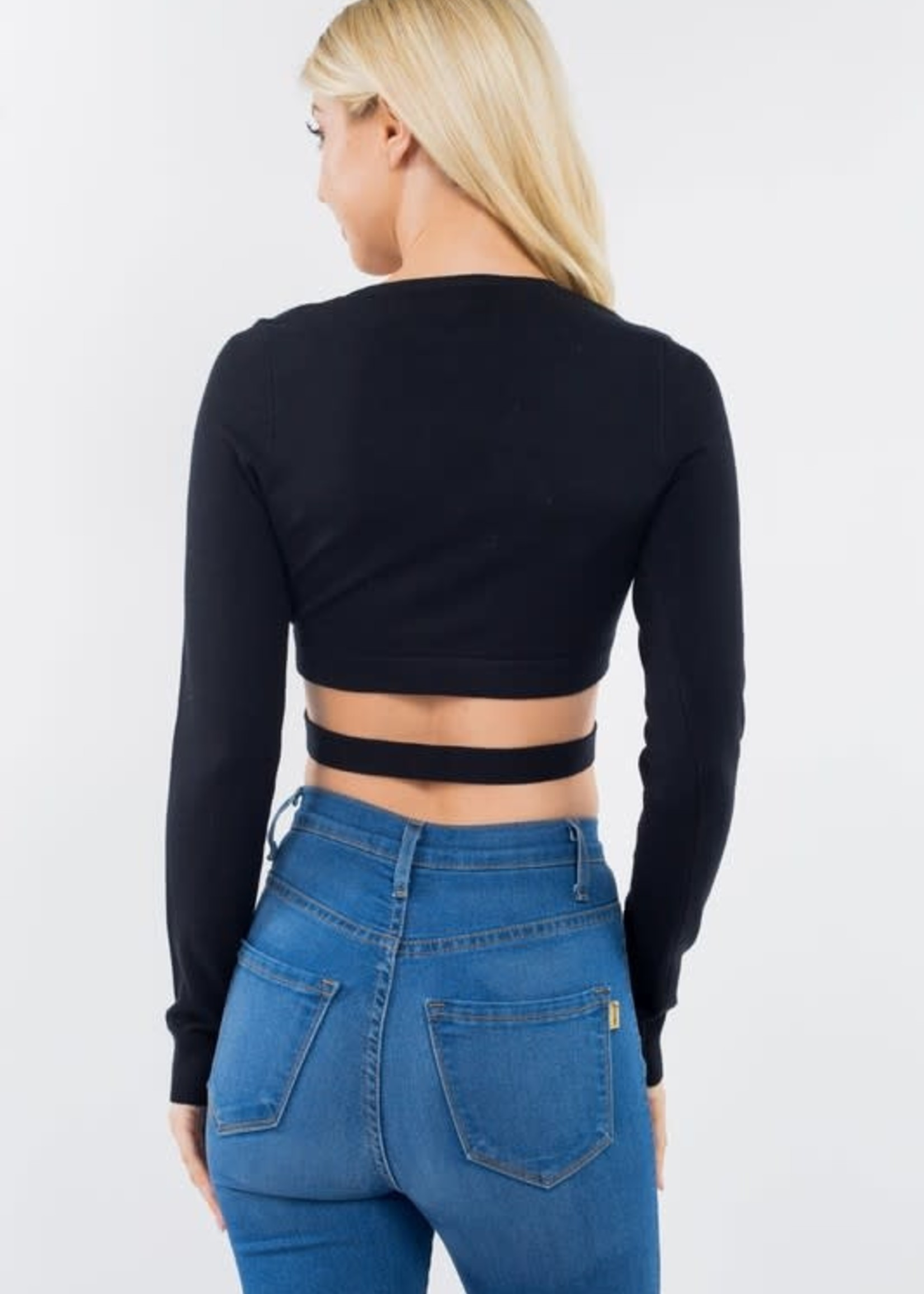 Wrap It Up Sweater (5 Colors)