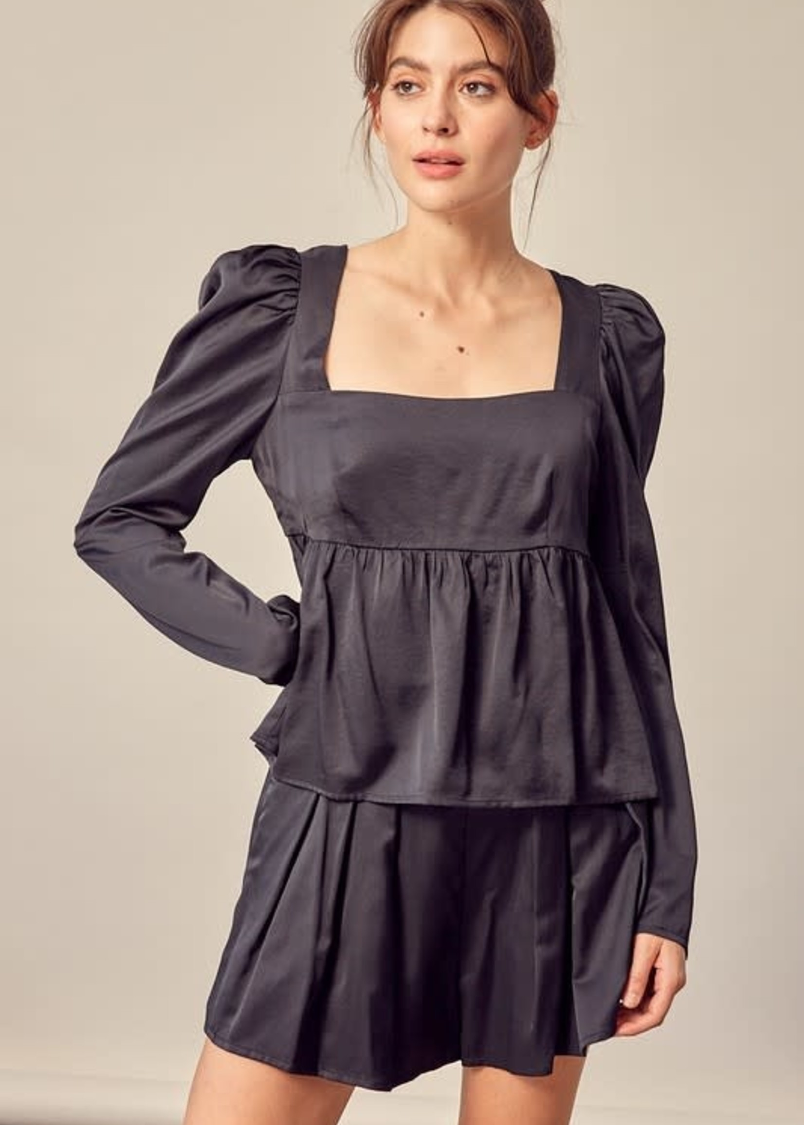 Oh Baby Doll Top (2 Colors)