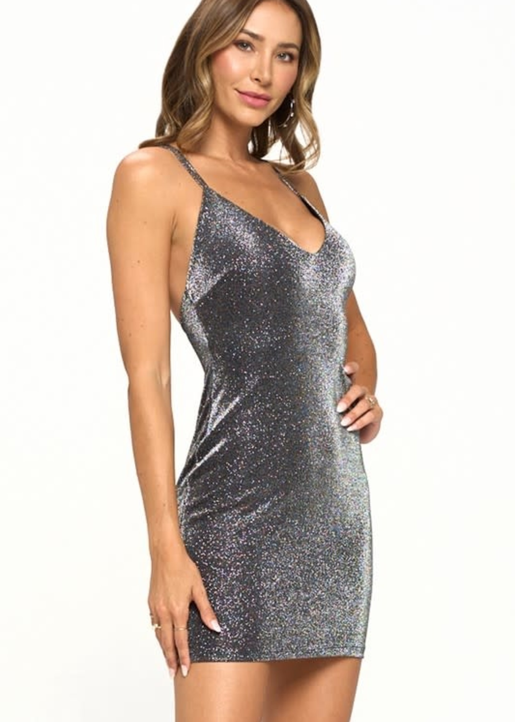 Your Night To Shine Dress (3 Colors)