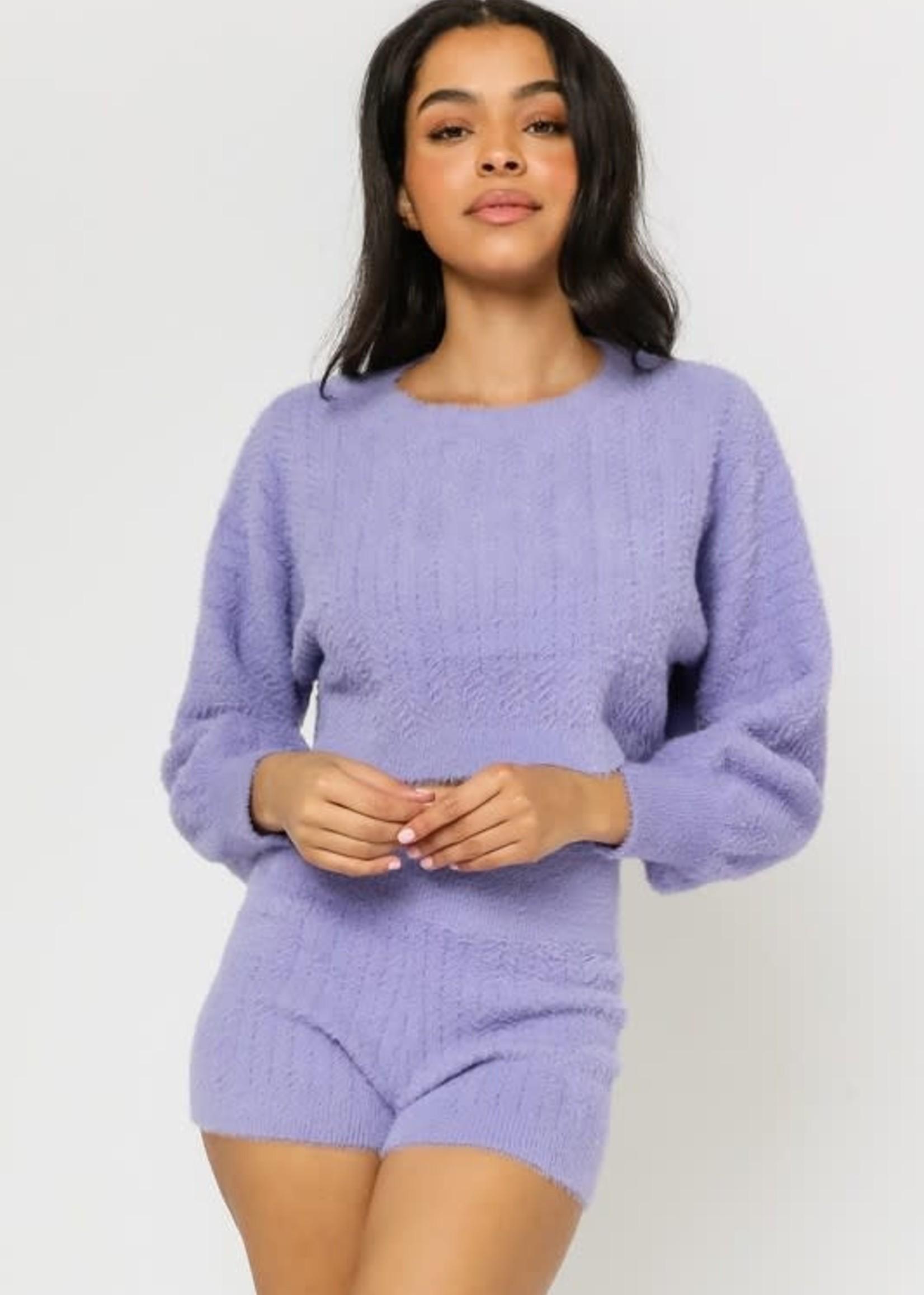 Fuzzy Dream Sweater