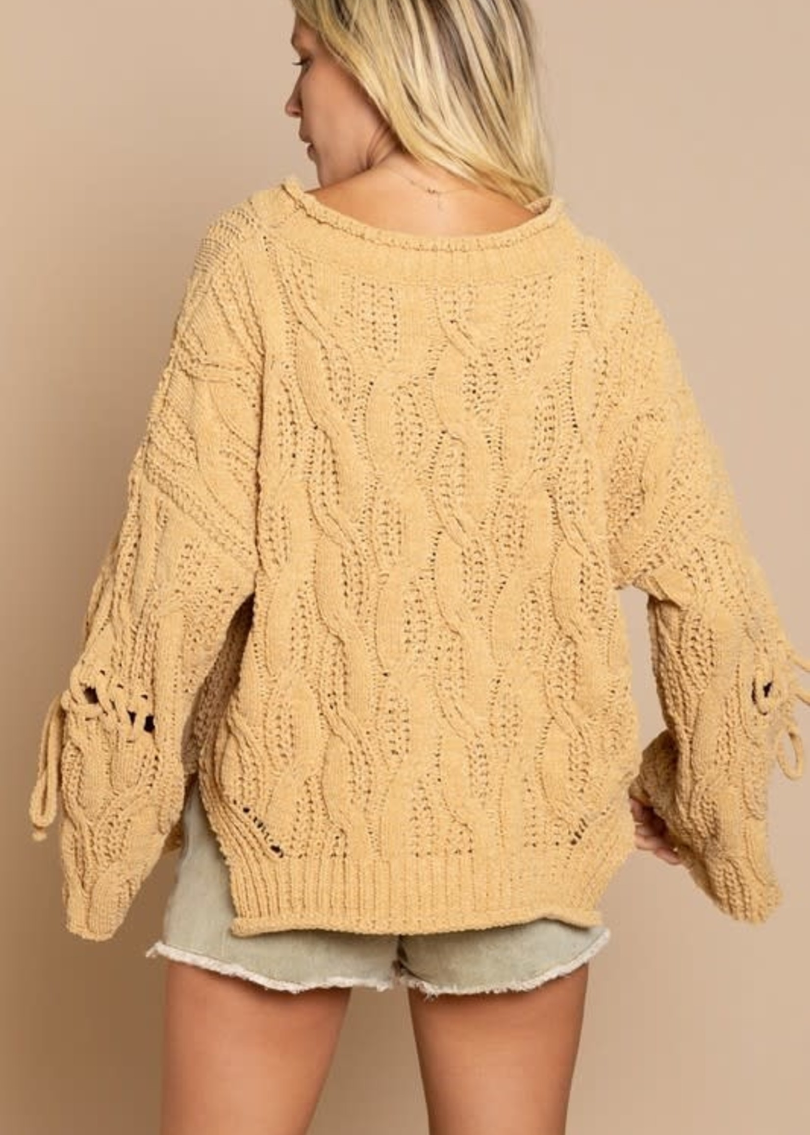Signs of Fall Sweater