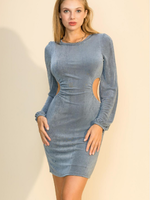 Open To It Dress (2 Colors)