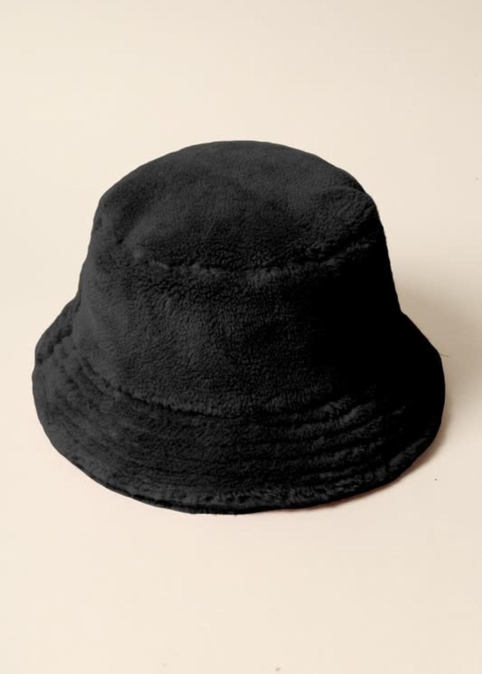 Sherpa Bucket Hat  (2 colors )