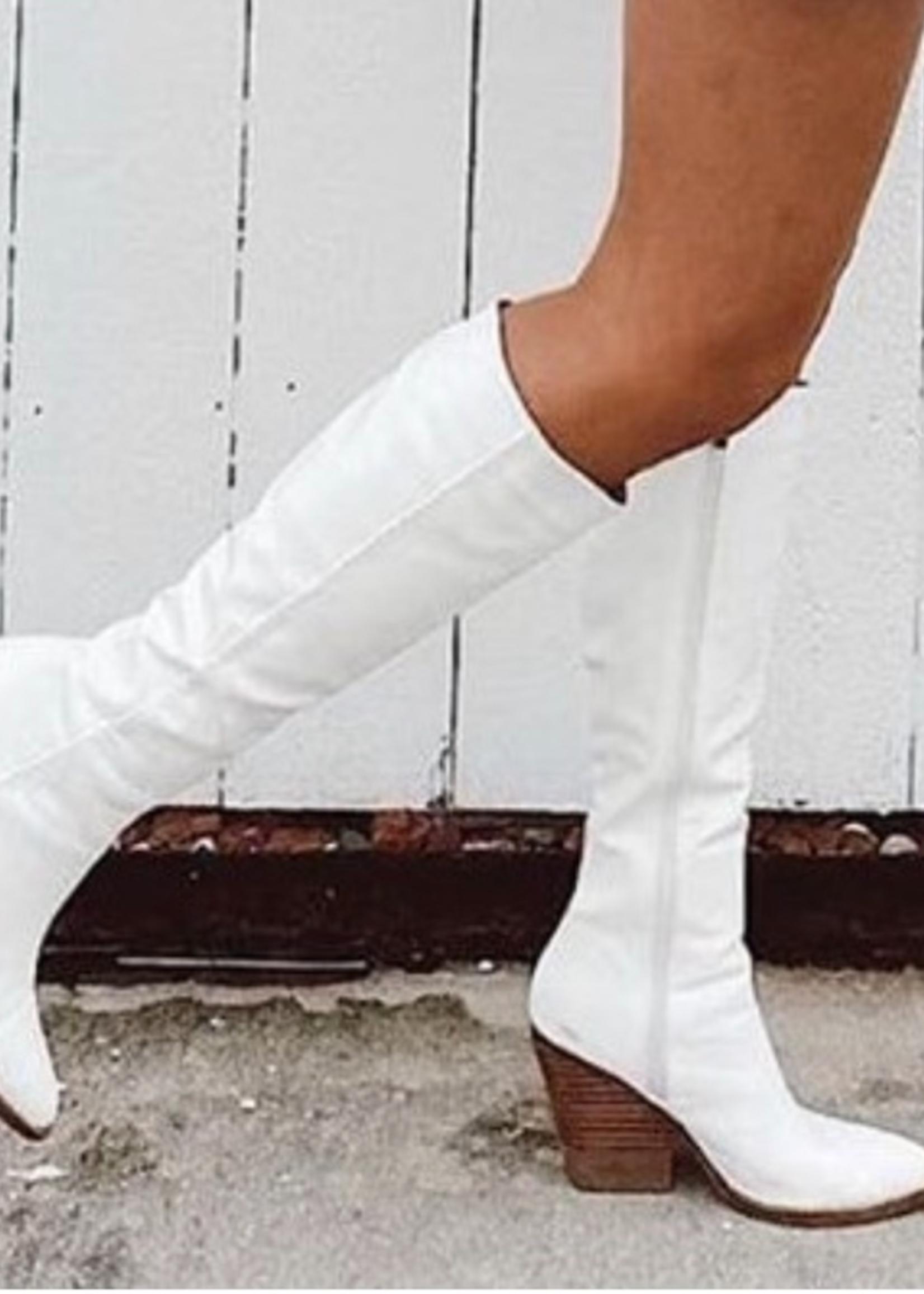 Wear It White Boot