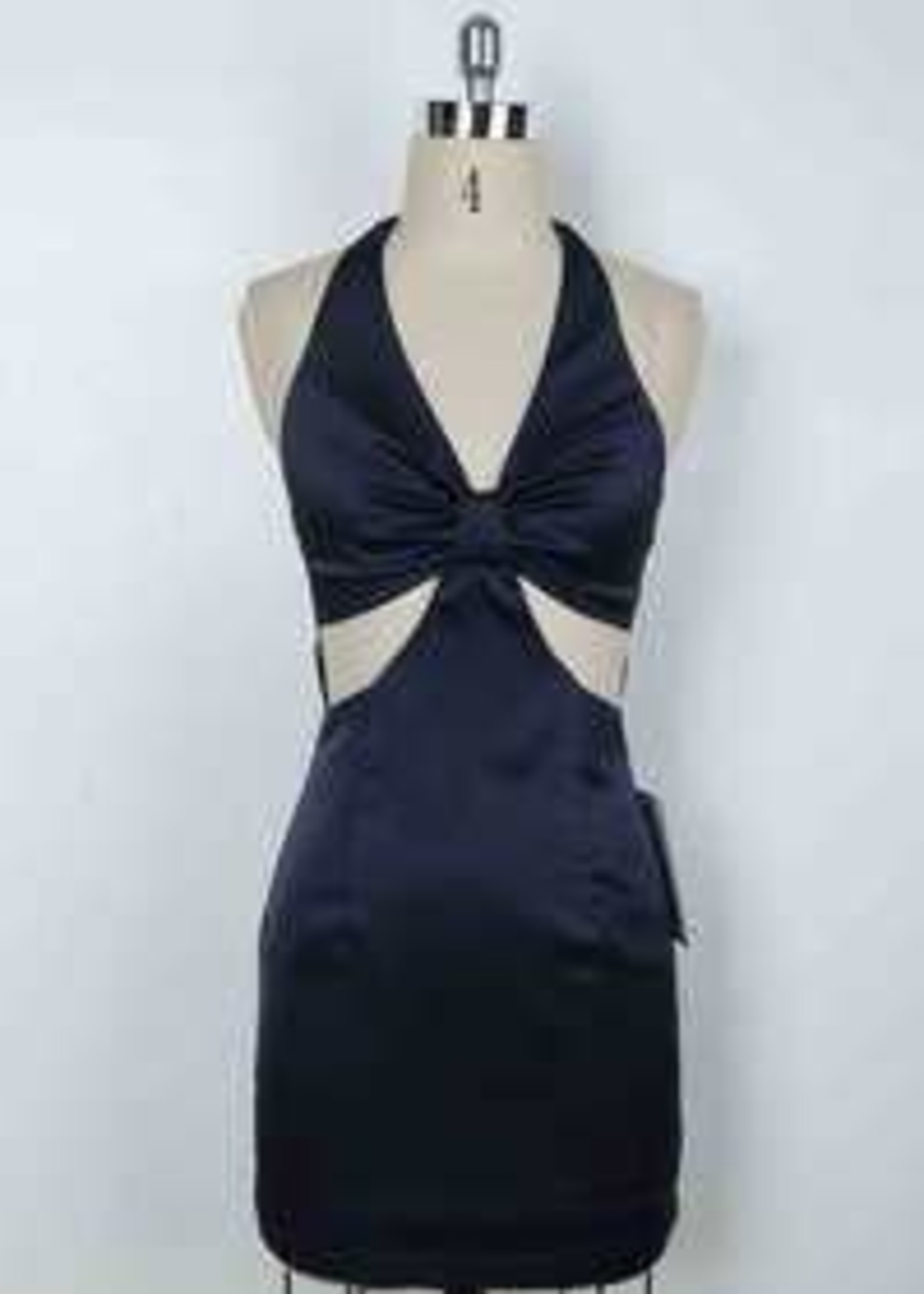 Meet Me at Midnight Dress