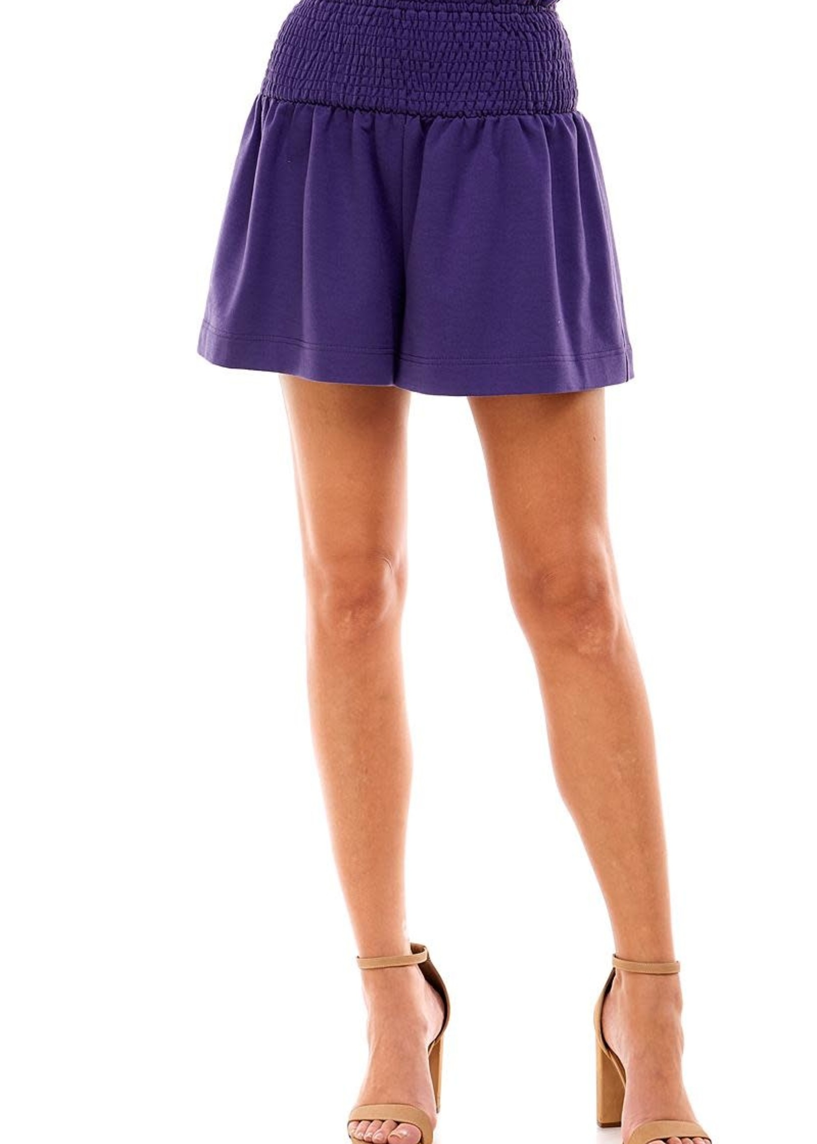 Go Team Smock Shorts ( 2 Colors)
