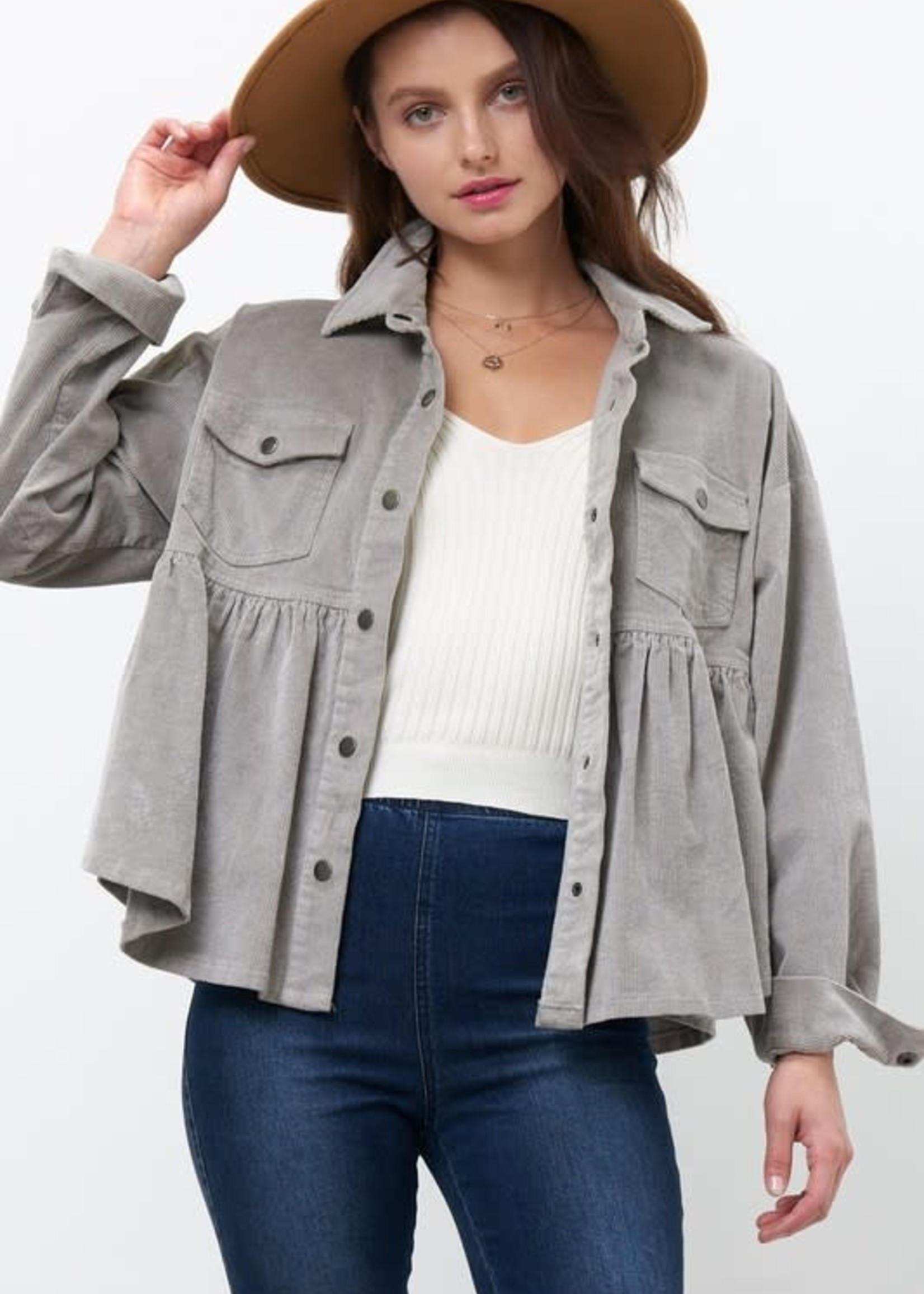Fall's Best Corduroy Jacket (2 Colors)