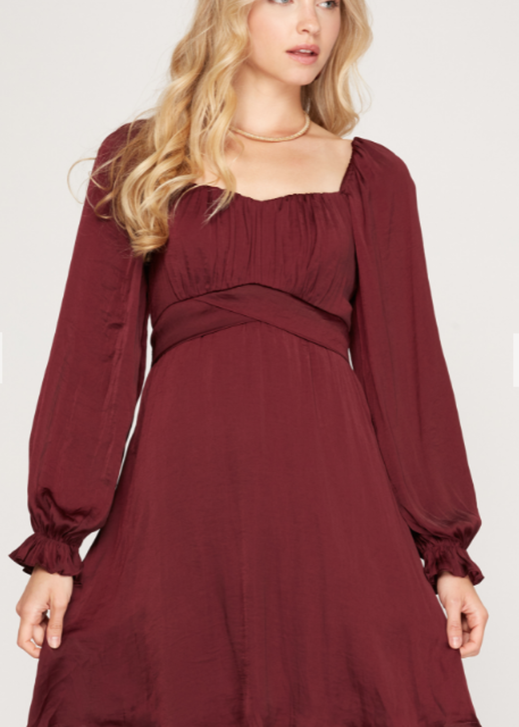 Moments To Celebrate Dress (2 Colors)
