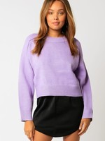 Lots Of Love Lavender Sweater