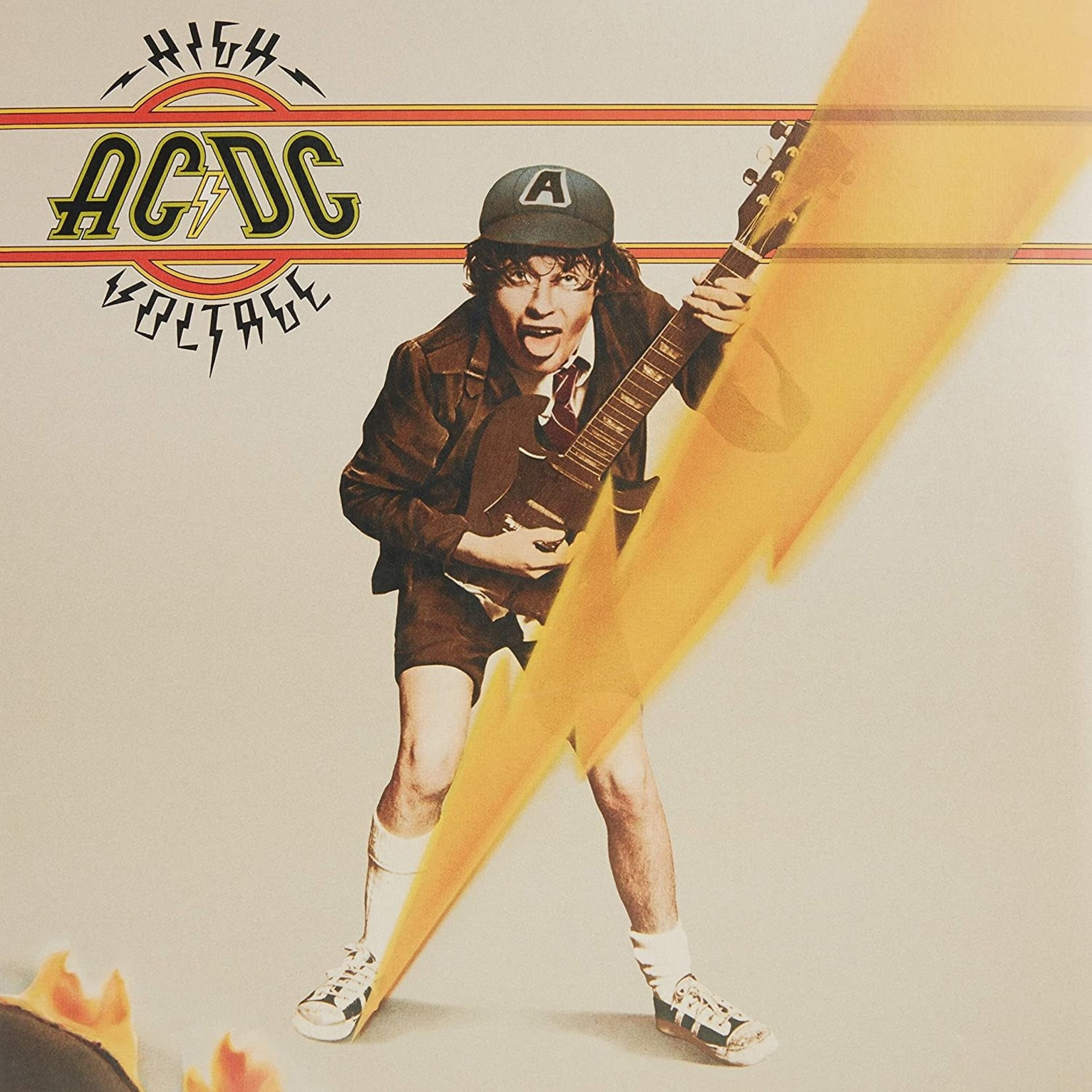 AC/DC AC/DC - HIGH VOLTAGE (180G)