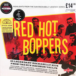 """Various Artists Various - Red Hot Boppers  10"""""""