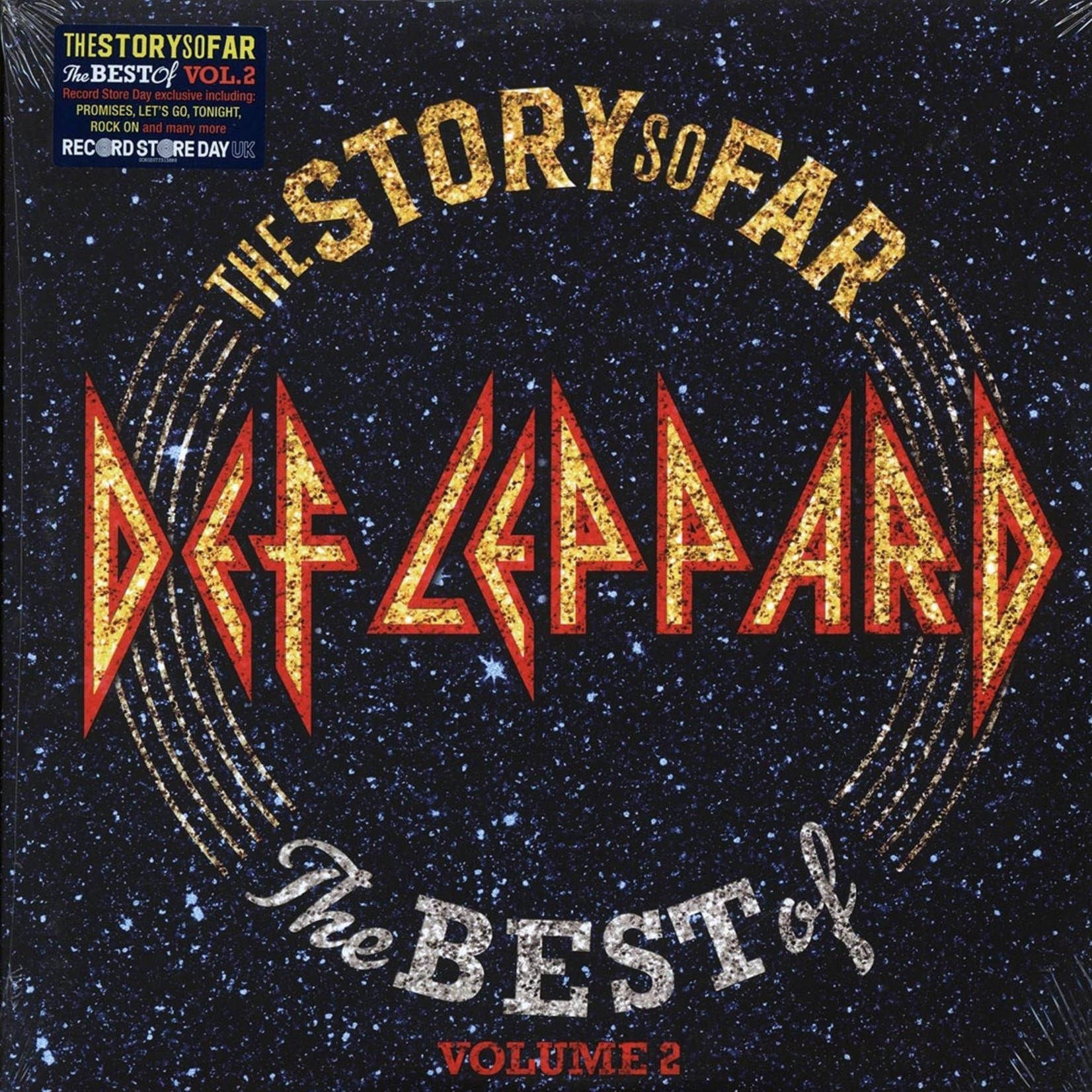 Def Leppard Def Leppard - Story So Far Vol. 2
