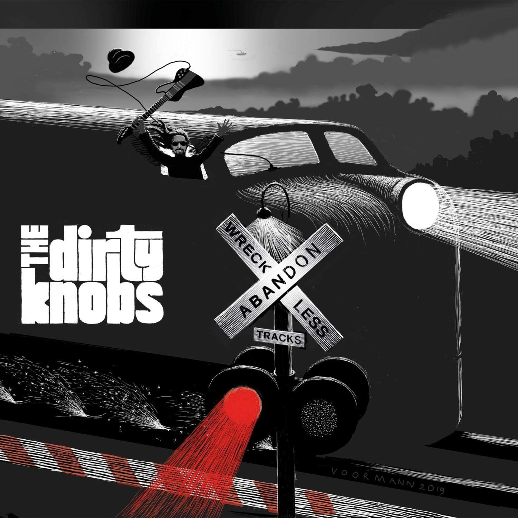 The Dirty Knobs The Dirty Knobs - Wreckless Abandon