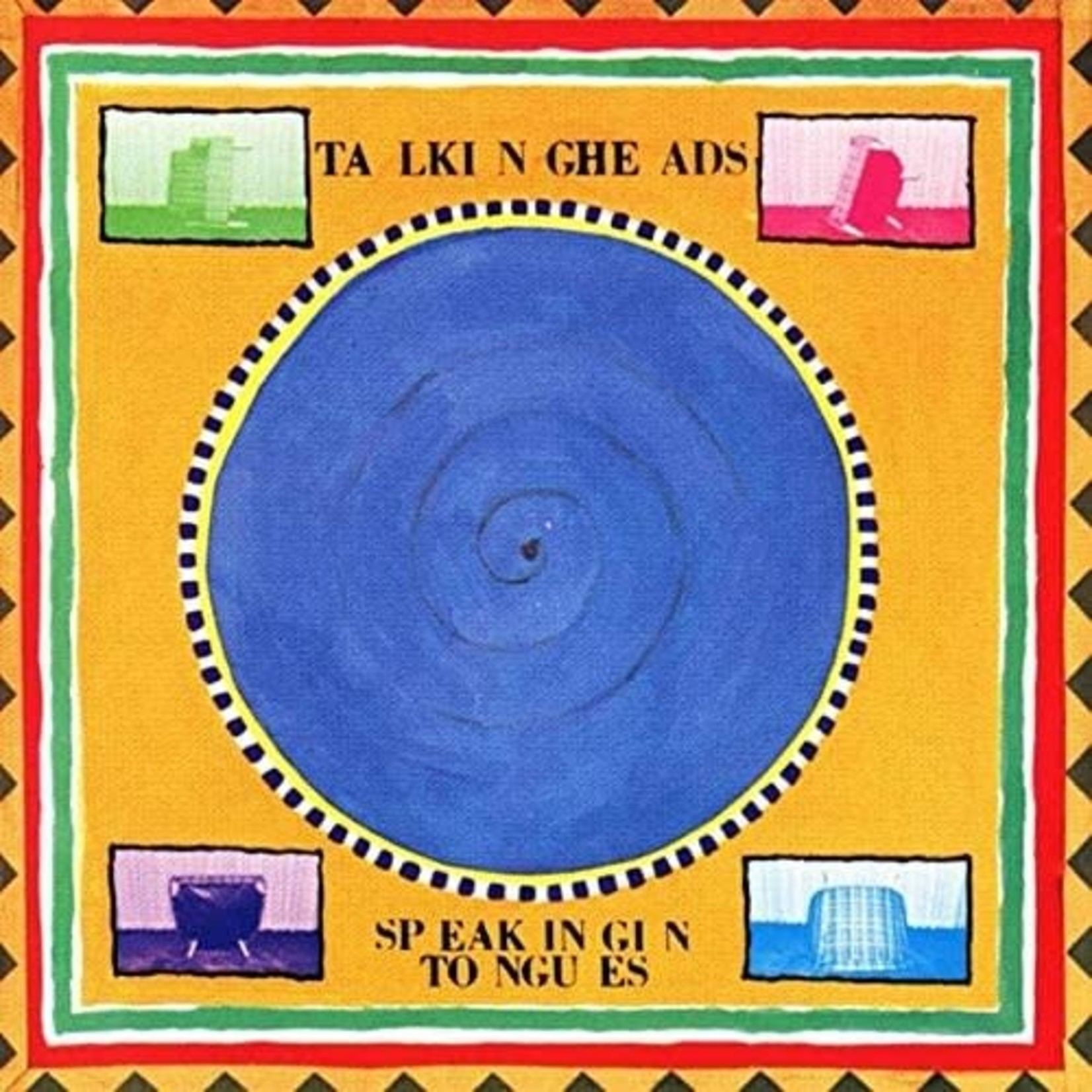 Talking Heads Talking Heads - Speaking In Tongues (Coloured)
