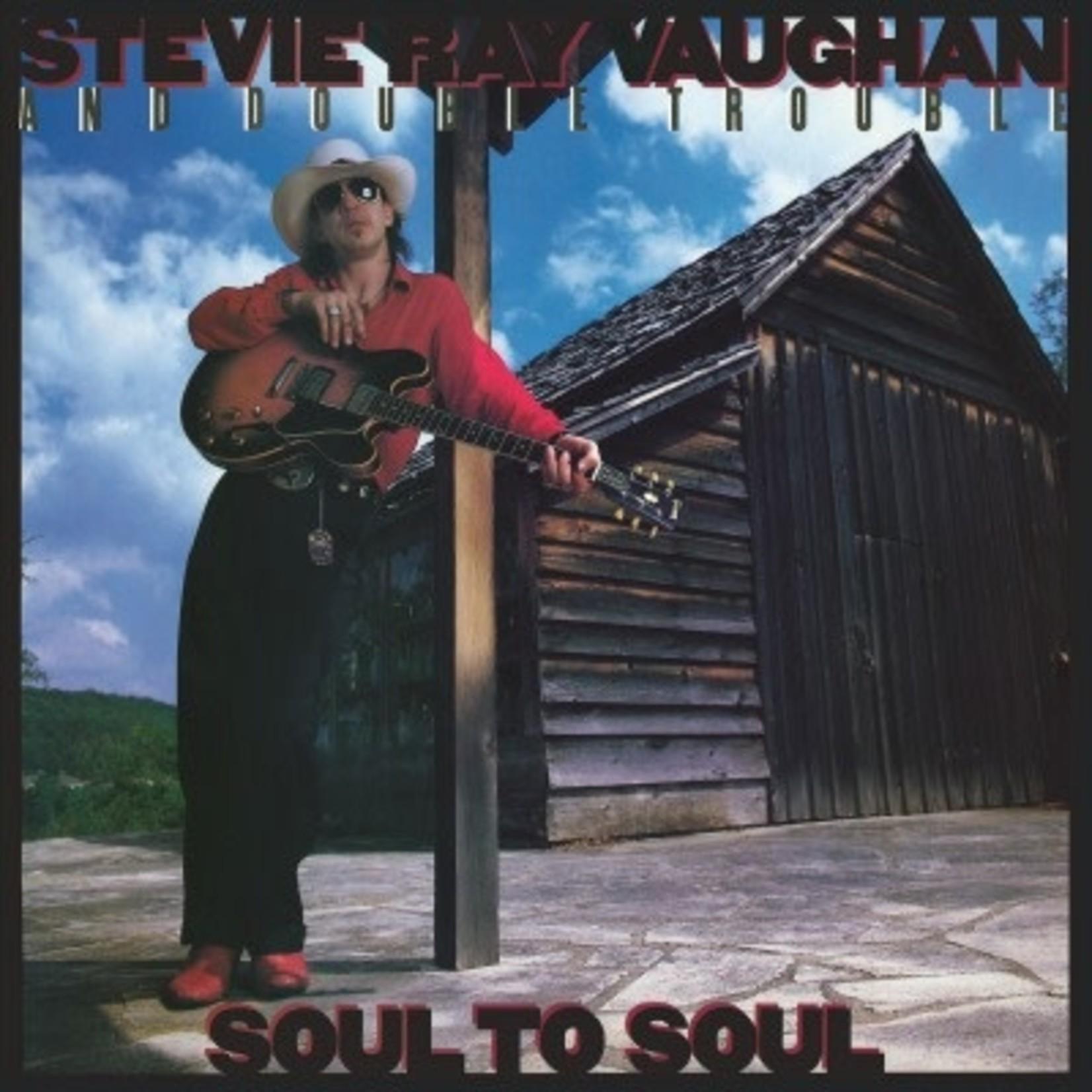 Stevie Ray Vaughan Stevie Ray Vaughan - Soul to Soul (Music on Vinyl)