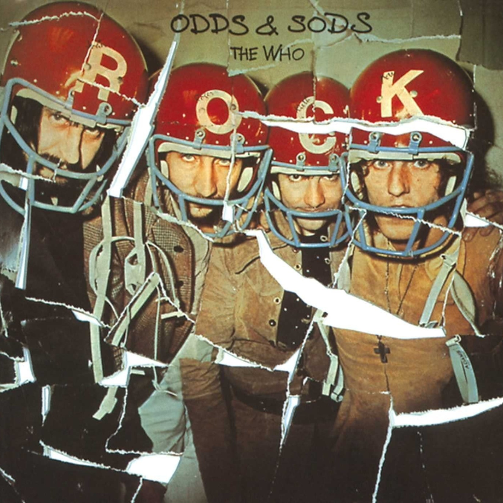 The Who The Who - Odds N Sods RSD 2020
