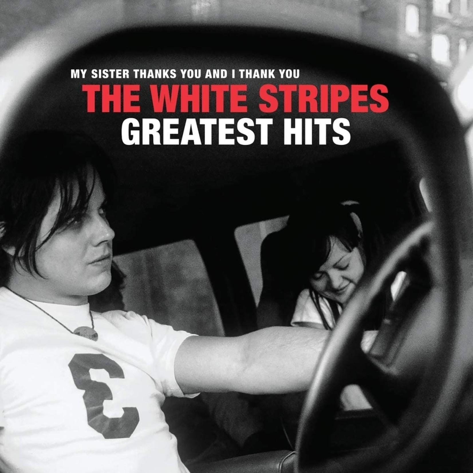 White Stripes The White Stripes - Greatest Hits