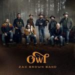 Zac Brown Band Zac Brown Band - Owl