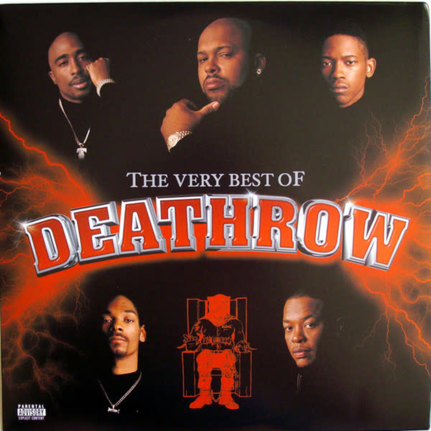 Various Artists Various - Very Best Of Deathrow