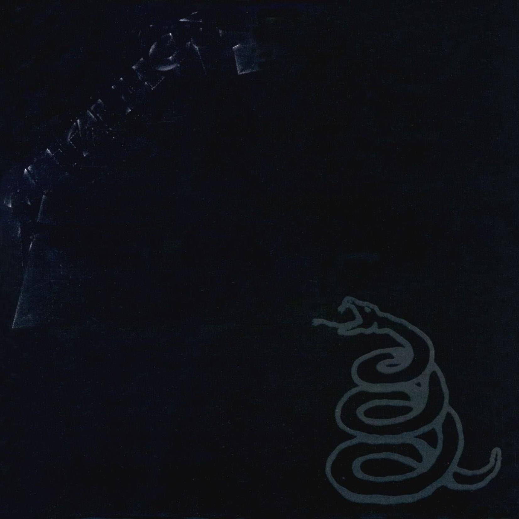 Metallica Metallica - Metallica (2021 Remaster) 2LP