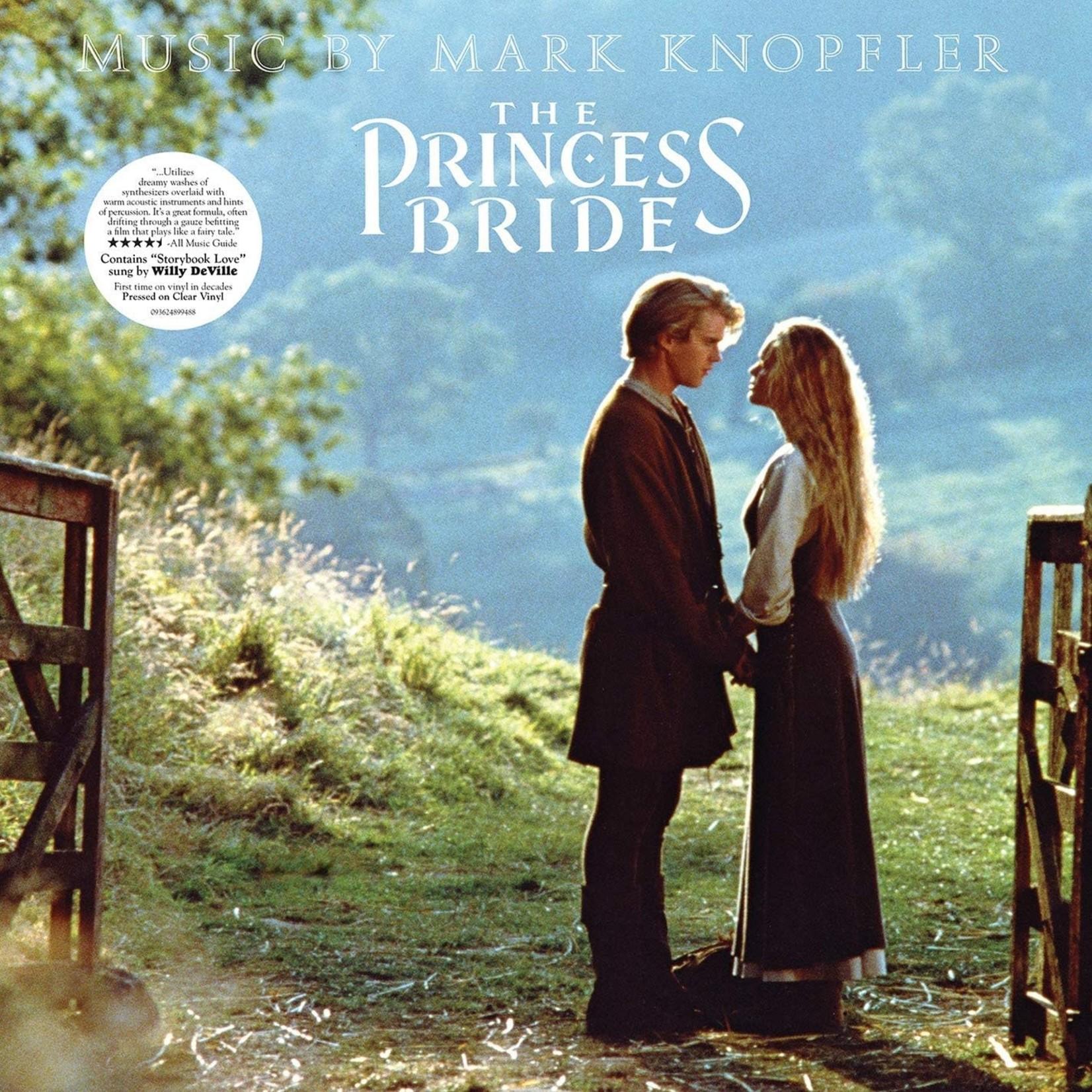 Soundtrack Mark Knoplfer - Princess Bride
