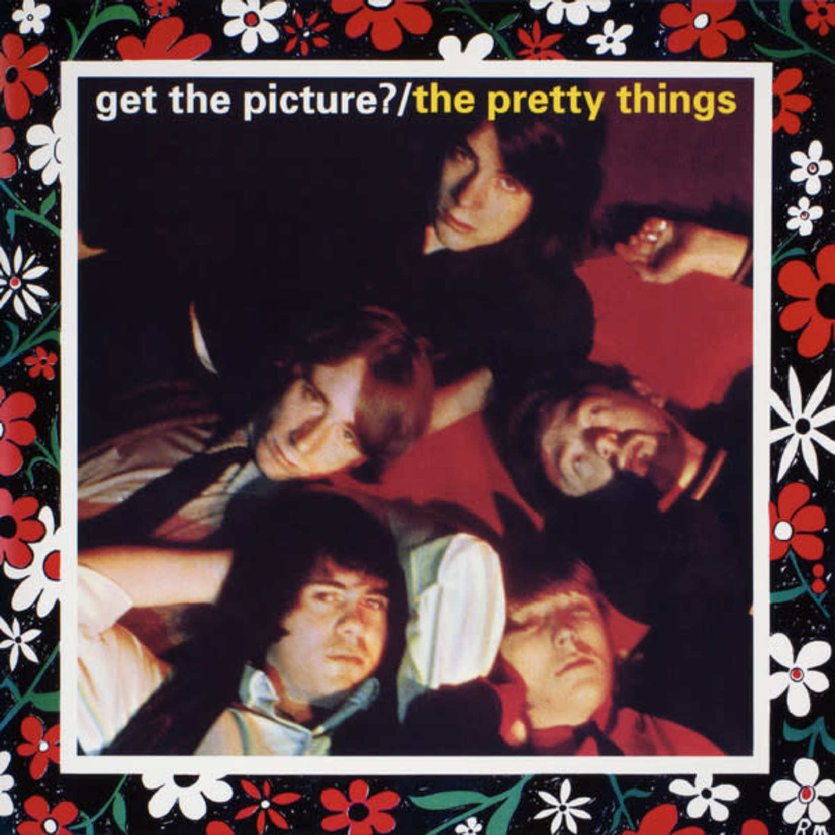 The Pretty Things The Pretty Things - Get The Picture?
