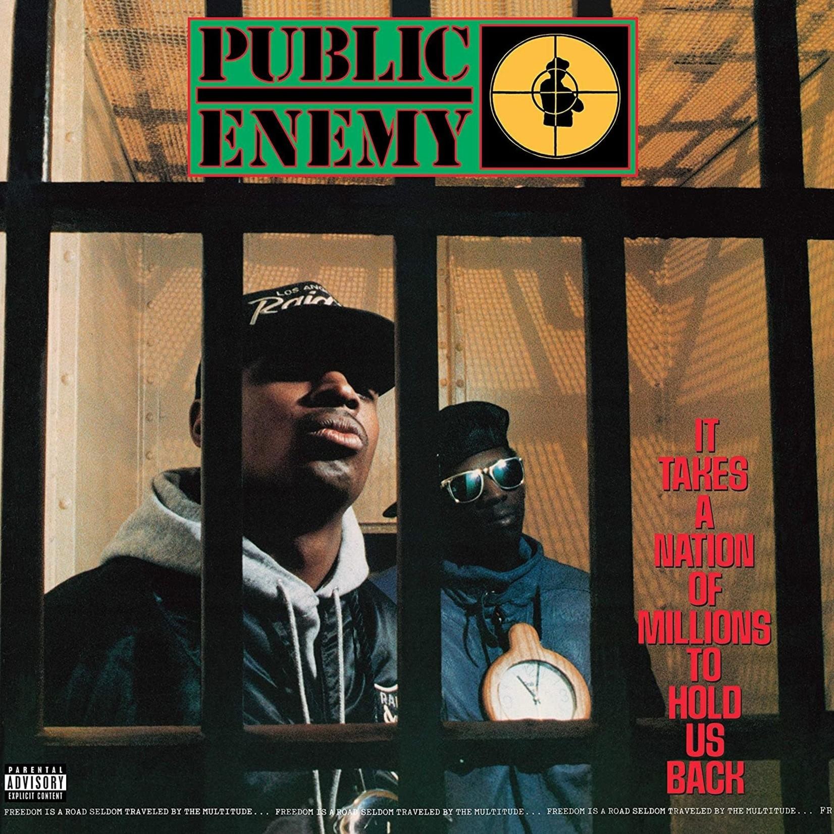 Public Enemy Public Enemy - It Takes A  Nation of Millions (Yellow)
