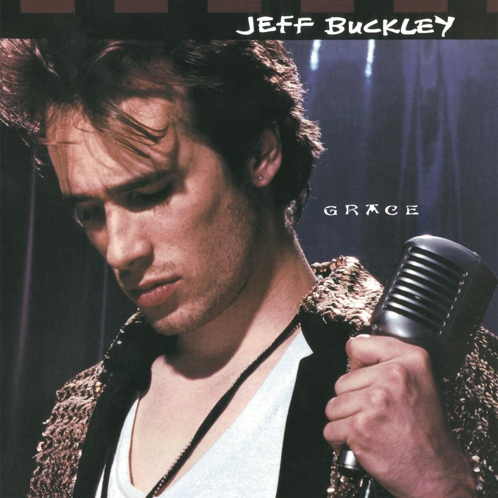 Jeff Buckley JEFF BUCKLEY - GRACE