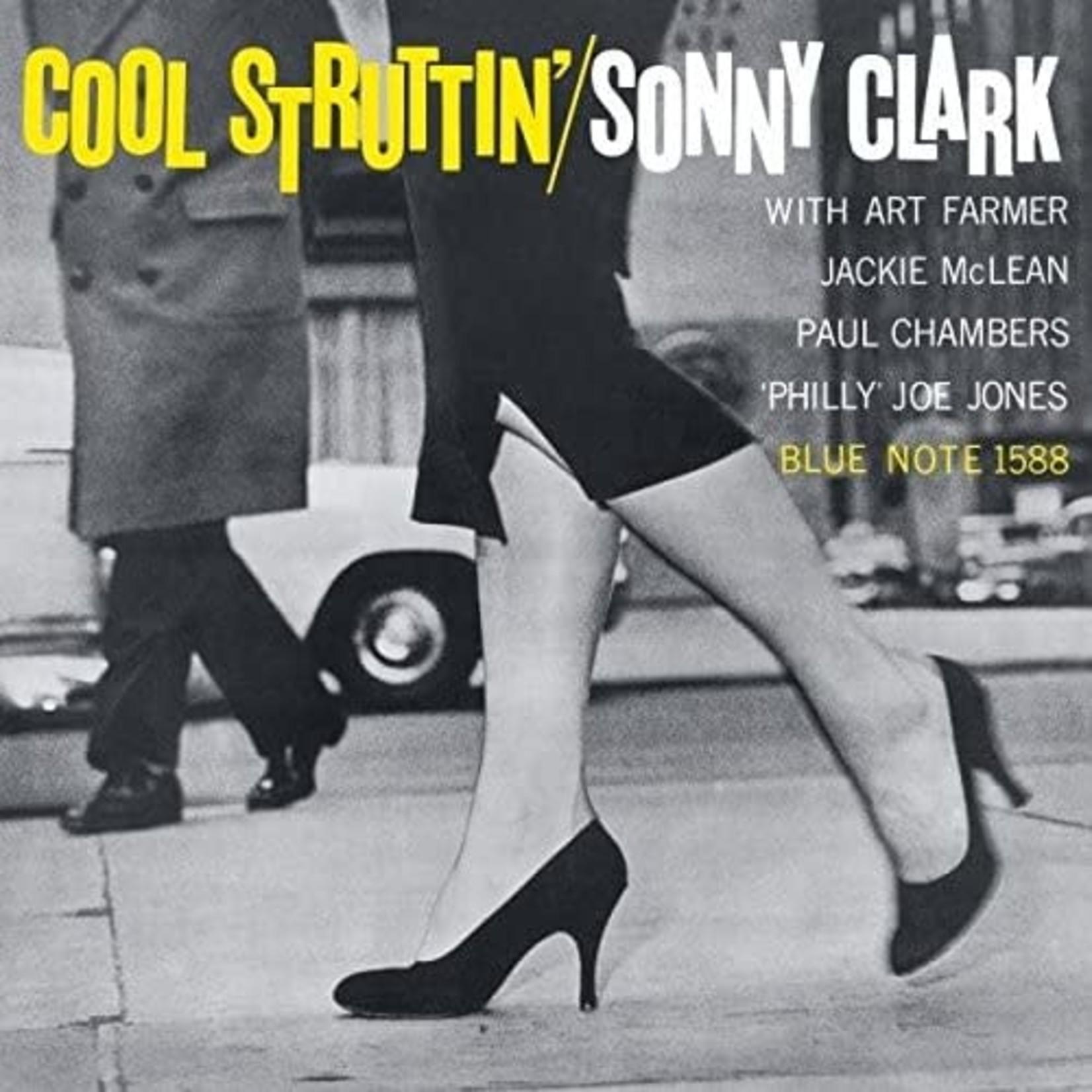 Sonny Clark CLARK, SONNY - COOL STRUTTIN