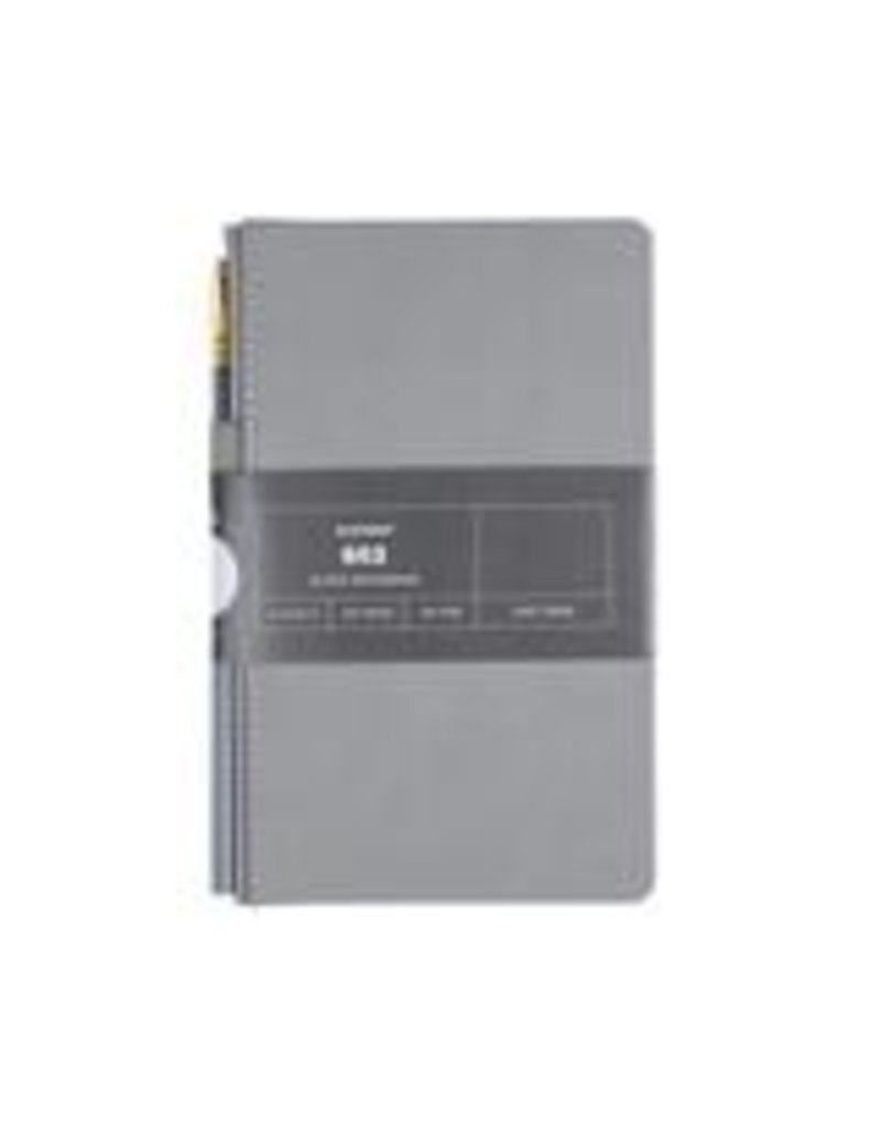 Blackwing Blackwing Notebooks - Slate Journal