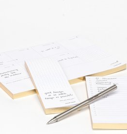 Russell and Hazel Russell + Hazel In Due Time Notepad Set