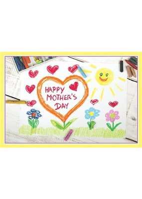 Pictura Mother's Day Kids Art
