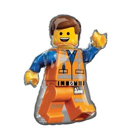 Burton and Burton Lego Man Balloon