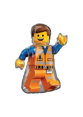 Burton and Burton Lego Man Balloon
