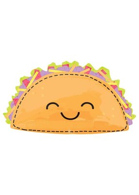 Anagram Giant Cute Taco Balloon