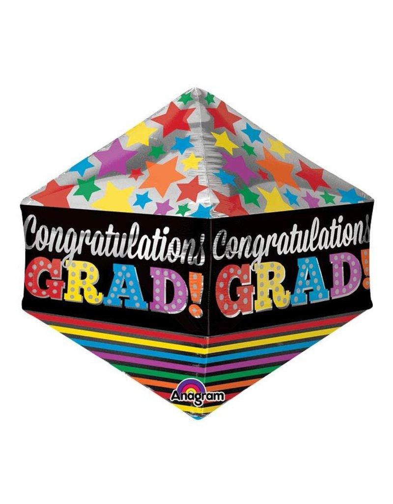 Burton and Burton Graduation Anglez Balloon