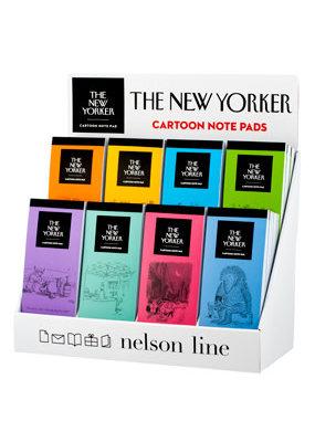 Nelson Line New Yorker Cartoon Notepads