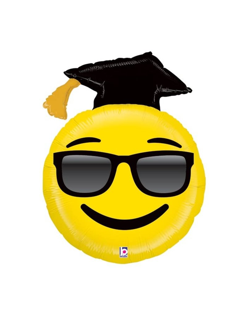 Emoji Grad Balloon
