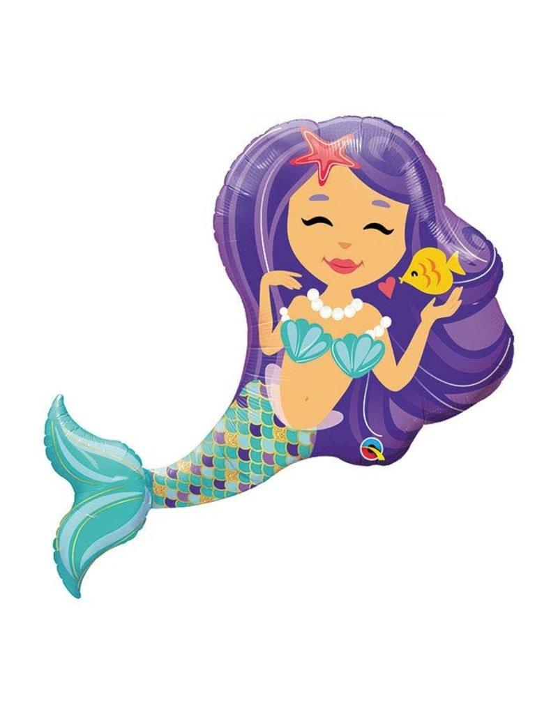 Qualatex Mermaid Balloon