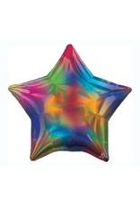 Anagram Rainbow Hologram Star Balloon