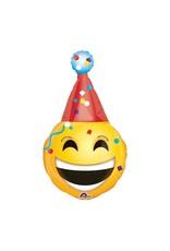 Party Emoji Ballooon