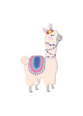 Pastel Llama Balloon