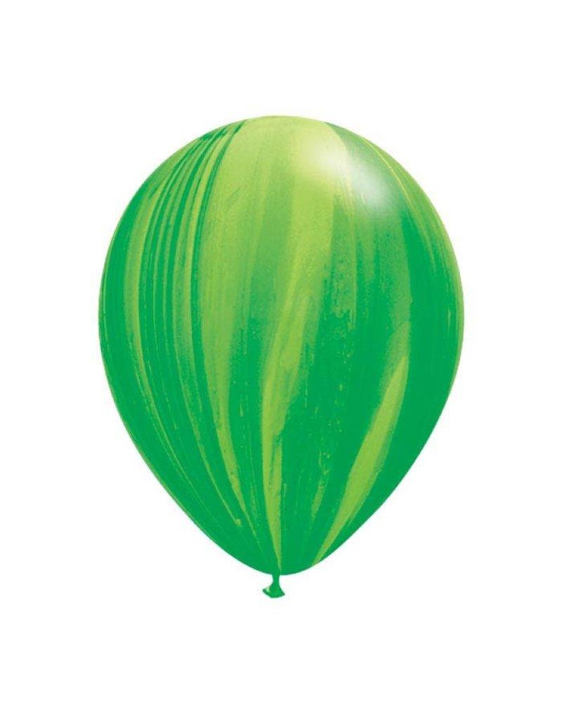 "Qualatex 11"" Tie Dye Balloons"