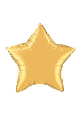 "Anagram Metallic 19"" Star Balloon"