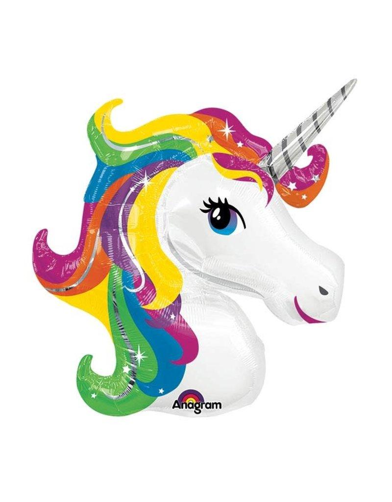 Anagram Bright Rainbow Unicorn Balloon