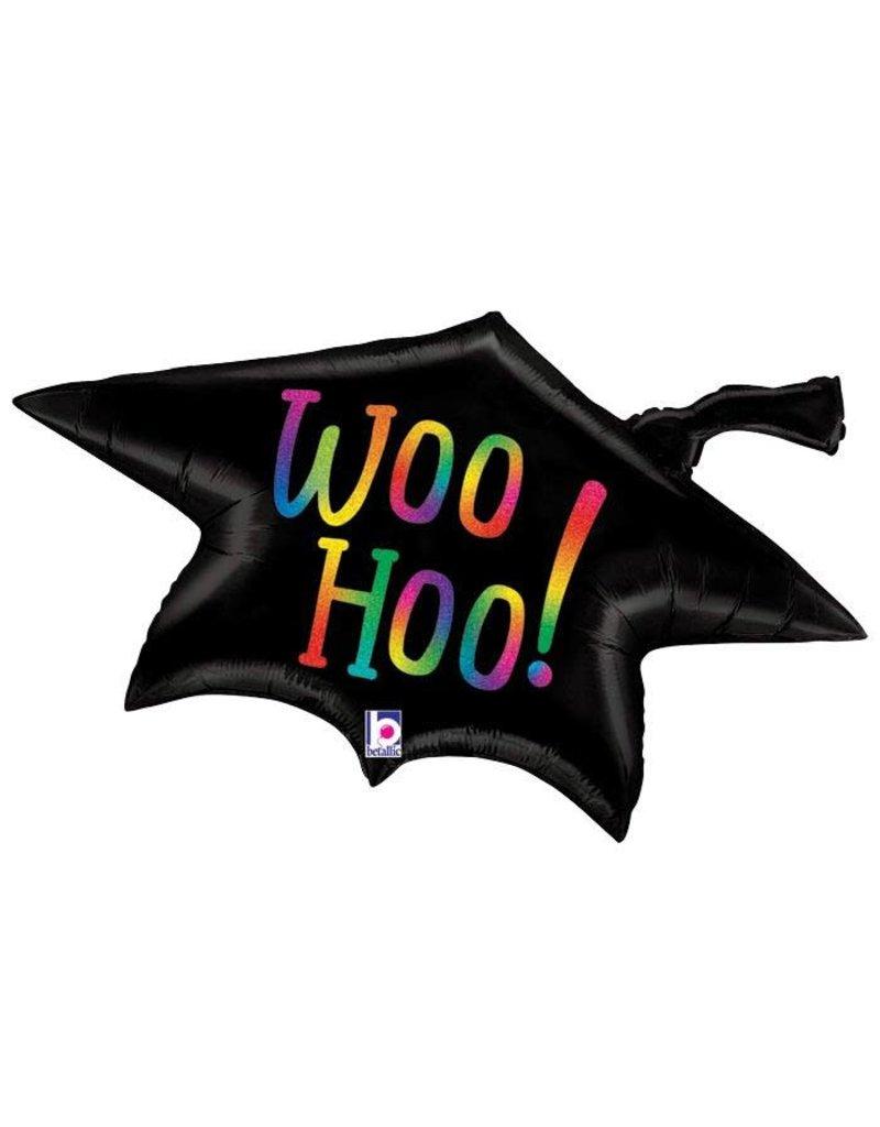 Betallic Woohoo Grad Balloon