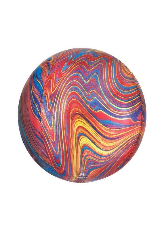 Anagram Marble  Orbz Balloon